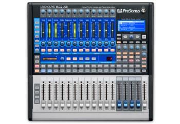 Presonus StudioLive 16.0.2 USB - 16 kanal digital mikser / USB Ses Kartı