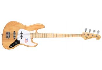 SX SJB75 Natural - Bas Gitar