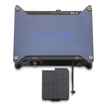Zoom BCF-8 Battery Case for F8 Multi-Track Field Recorder