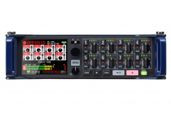 Zoom F8 Filmmaking and Sound Design - Kayıt Cihazı