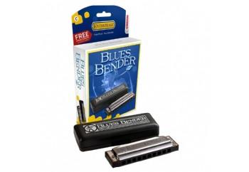 Hohner Blues Bender P.A.C. Harmonica F (Fa Majör) - M58506X