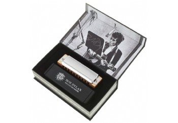 Hohner Bob Dylan Signature-Series Harmonica M589016 - Mızıka