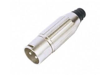 D-Sound DC-FX9A - XLR Erkek Konnektör