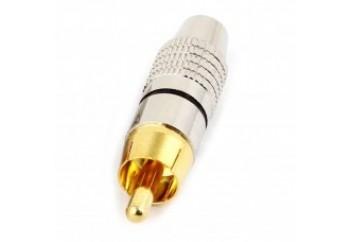 D-Sound DC-RCA09 - RCA (Erkek) Konnektör