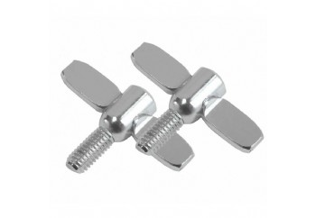 Gibraltar SC-0008 6mm Wing Screw - Kelebek Somun (2'li)