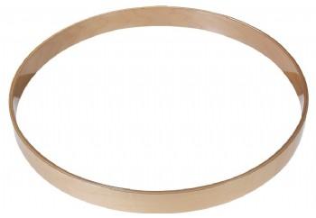 Gibraltar SC-20M 20 Inch Maple Bass Drum Hoop Natural - Bas Davul Kasnağı 20 inch