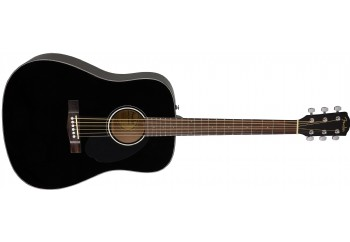 Fender CD-60S Black - Akustik Gitar