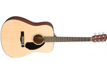 Fender CD-60S Natural - Walnut - Akustik Gitar