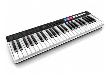 IK Multimedia iRig Keys IO 49 - 49-tuş MIDI Klavye ve Ses Kartı