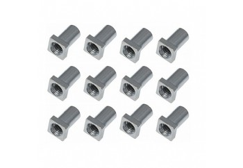 Gibraltar SC-LN Swivel Nuts - Small - 12-pack