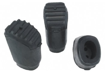 Gibraltar SC-PC08 Ellipt Leg Rubber Floor Tom 3/Pack