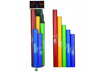 Boomwhackers BWCG 5-note Chromatics Set - Boomwhackers - Müzikal Boru Seti