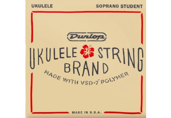 Jim Dunlop Soprano Student Strings DUQ201