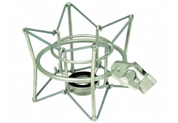 MXL BJ-6 Shock Mount, Silver
