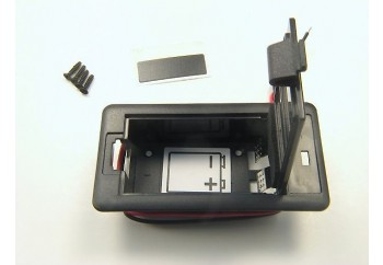 Fishman ACC-BAT-001 Flush-mount 9-Volt Guitar Battery Box