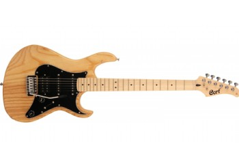 Cort G200DX Natural Glossy - Elektro Gitar