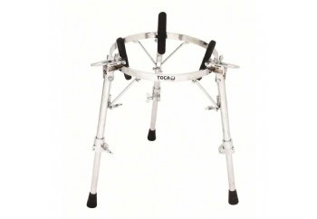 Toca Percussion TCBS-C Universal Conga Barrel Stand with Collapsible Legs - Conga Standı