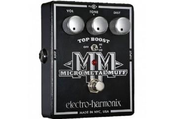 electro-harmonix Micro Metal Muff - Distortion Pedalı