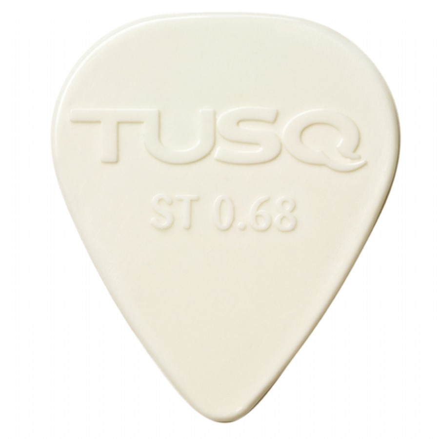 Graphtech PQP-0068-W72 TUSQ Standard Picks 0.68MM Bright Tone