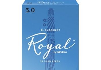 Royal by DAddario Bb Clarinet Reeds No:1 - Klarnet Kamışı