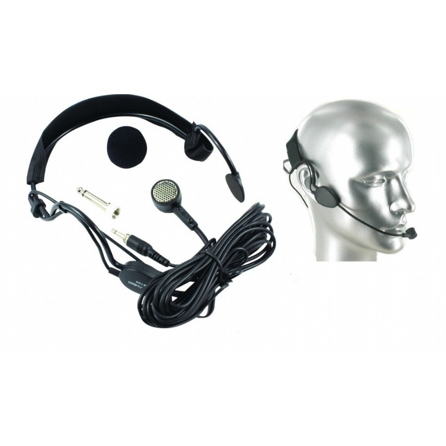D-Sound Ds-300 Dh Dynamıc Headset Mic