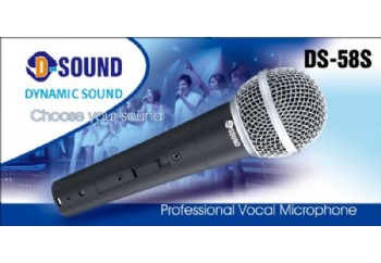 D-Sound DS-58S