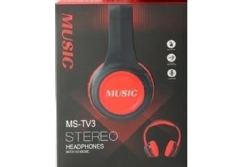 EYS MS-TV3 Kırmızı - Kulaklık