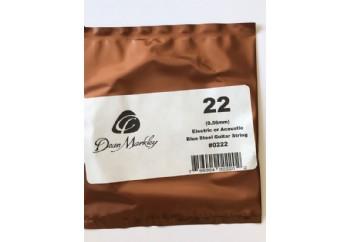 Dean Markley Blue Steel Single .022