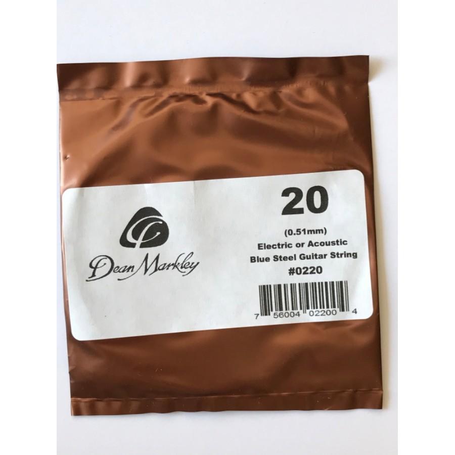 Dean Markley Blue Steel Single