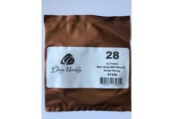 Dean Markley Blue Steel NPS Wound Single .028 - Elektro Gitar Tek Tel