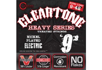 Cleartone Monster Heavy Series .009-.042 Superlight - Elektro Gitar Teli
