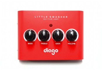 Diago LS01 Little Smasher 5W Guitar Amp Head - Kafa Amfisi