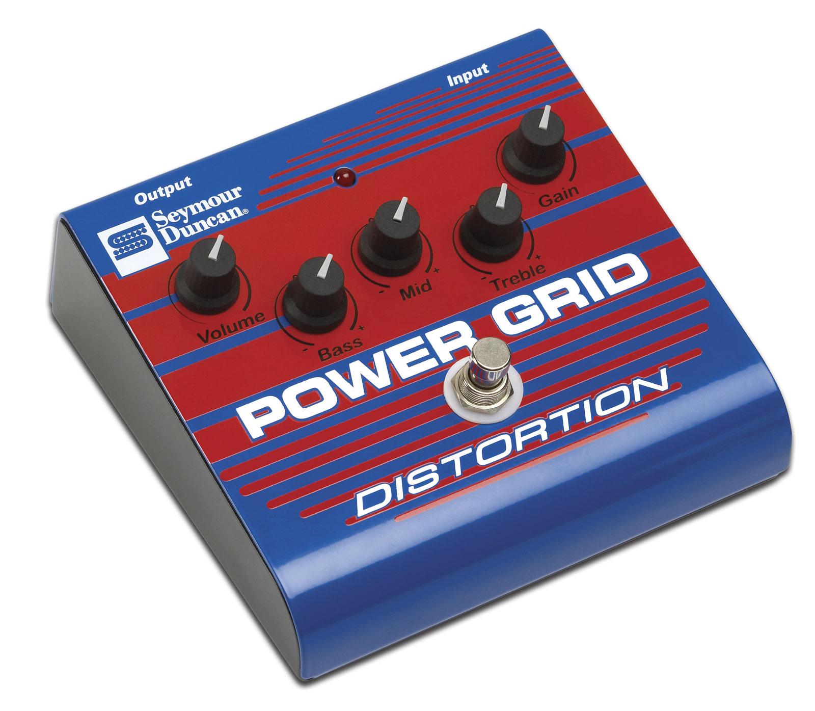 seymour duncan sfx 08 power grid distortion guitar effects pedal distortion pedal mydukkan. Black Bedroom Furniture Sets. Home Design Ideas