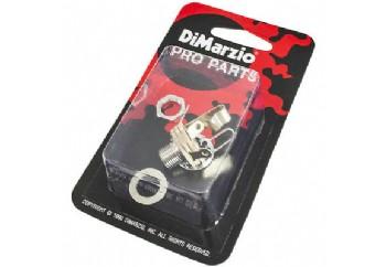 Dimarzio EP1302 Stereo Jack Socket - Stereo Elektro Gitar Dişi Jack Girişi