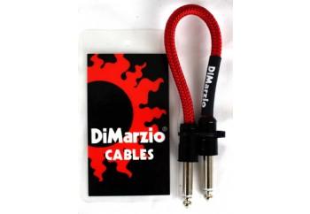 DiMarzio PC106 Pedal Board Patch Cable PC106RD - Kırmızı