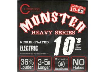 Cleartone Monster Heavy Dave Mustaine Signature Series 10-52 - Elektro Gitar Teli
