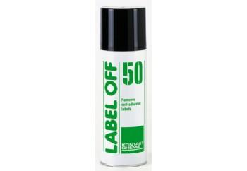 Kontakt Chemie Label Off 50 - Yapışkanlı Etiket Çıkarıcı