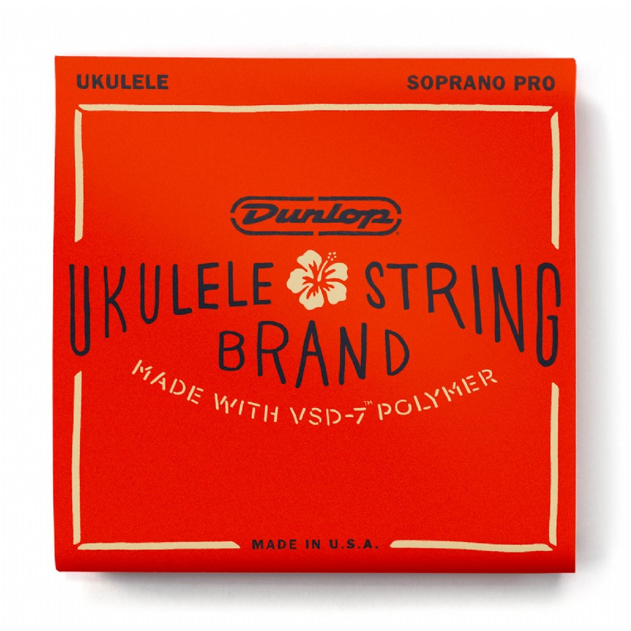 Jim Dunlop DUQ301 Ukulele Soprano Pro Strings