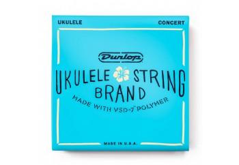 Jim Dunlop DUQ302 Ukulele Concert 4/Set - Ukulele Teli