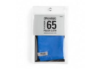 Jim Dunlop P65MF12 Platinum 65 Suede Microfiber Cloth - Micro Fiber Temizleme Bezi