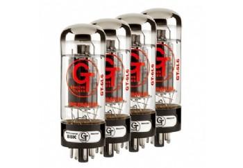 Groove Tubes GT-6L6-S MED QUARTET (Eşlenmiş Dörtlü) - Power Lamba