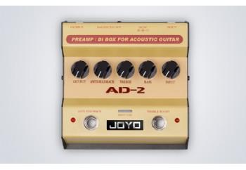 Joyo AD2 Acoustic guitar pedal preamp/DI