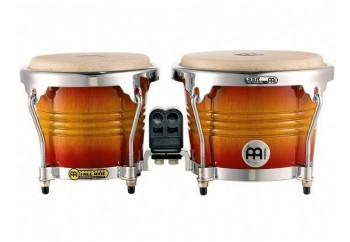 Meinl Percussion FWB200 Free Ride Series Wood Bongos ARF - Bongo
