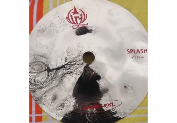 İbrahim Diril Hammer XL Series Splash 6 inch - Splash Zil