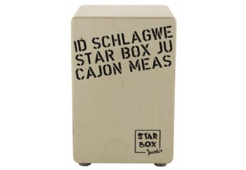 Schlagwerk CP400 SB Cajon Star Box Junior - Mini Kajon