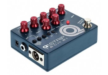 Tech 21 Q-Strip Parametric EQ Multi Instrument Di Pedal - EQ ve Preamp Pedalı