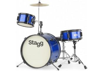 Stagg TIM JR 316B 3 Parça - Junior Davul Seti Blue