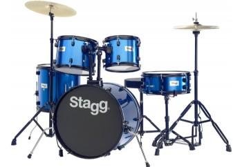 Stagg TIM120B 5 Parça Davul Seti Blue