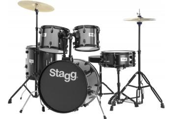 Stagg TIM120B 5 Parça Davul Seti Black