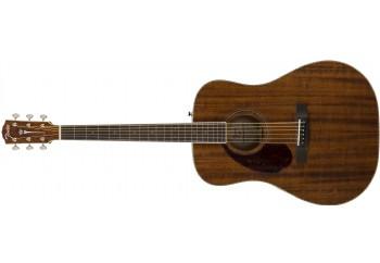 Fender PM-1 Dreadnought All Mahogany LH Natural